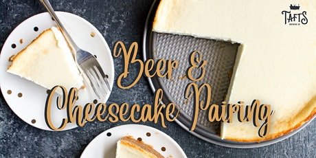 Beer and Cheesecake Pairing tickets