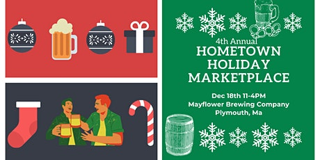 Hometown Holiday Marketplace tickets