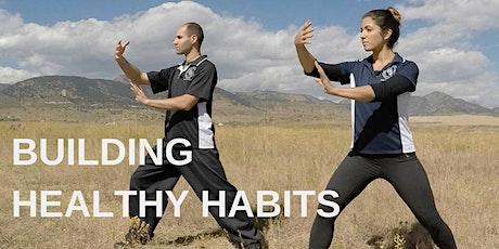 Building Healthy Habits tickets
