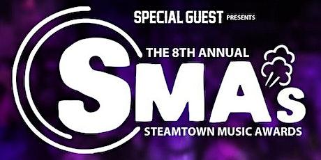 2021 Steamtown Music Awards tickets
