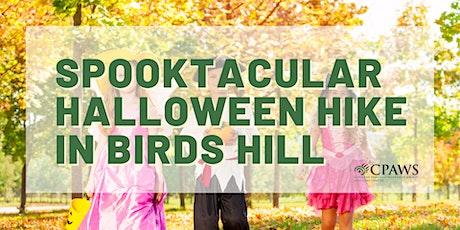 Spooktacular Morning Halloween Hike in Birds Hill tickets