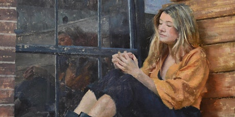 Online Drawing and Painting with Robert Strickland (Nov 2021) tickets
