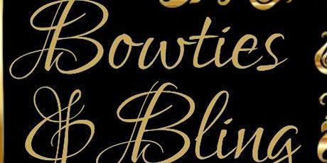 Bowties & Bling Fundraiser Dinner tickets