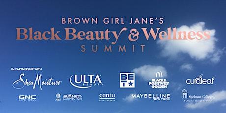Black Beauty and Wellness Summit tickets