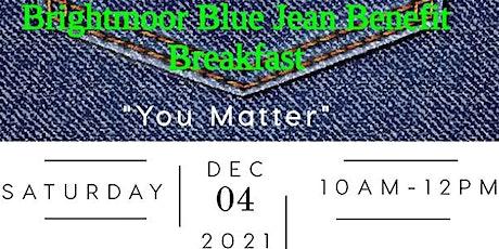 2021 Blue Jean Benefit Breakfast - In-Person & Virtual billets