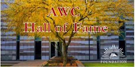 AWC Hall of Fame Celebration tickets