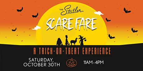 2nd Annual Scare Fare at The Statler tickets