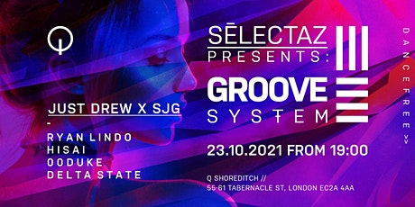 Q Shoreditch in collaboration with Sélectaz tickets
