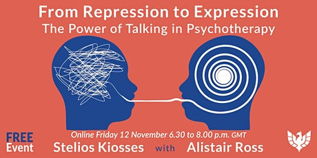 From Repression to Expression: The Power of Talking in Psychotherapy tickets