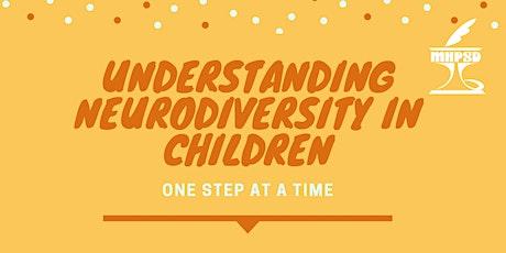 Understanding Neurodiversity in Children tickets