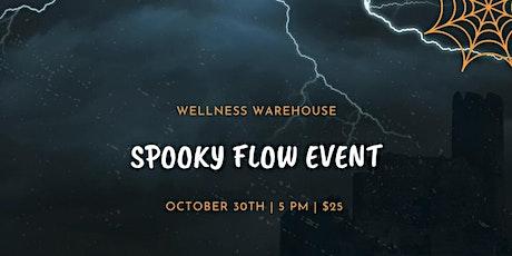 Spooky Flow tickets