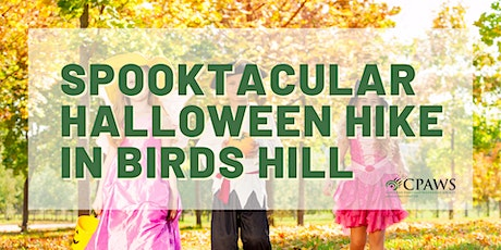 Spooktacular Afternoon Halloween Hike in Birds Hill - 2PM tickets