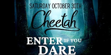 Cheetah of  Hilton Head Halloween Party!   Enjoy a night in the wild! tickets