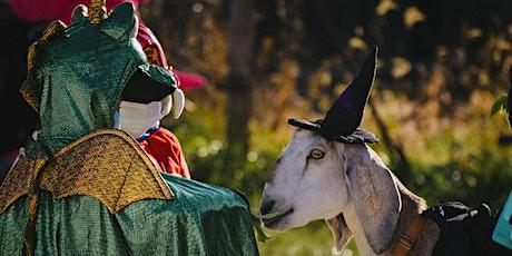 Goaty Halloween at PRAIRIE FRUITS FARM & CREAMERY tickets
