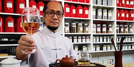 Atelier de découverte & de dégustation de thés wulongs grands crus 2021 tickets