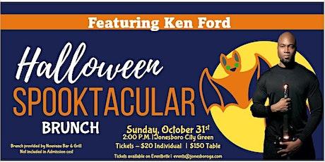 Spooktacular Brunch featuring Ken Ford tickets