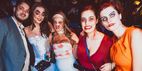 Haunted Halloween Party - MonsterBall21.Com @ Palladium Times Square tickets