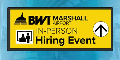 BWI Airport In-Person Job Fair tickets