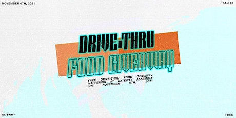 Drive Thru Grocery Giveaway tickets