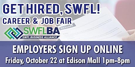 Get Hired SWFL! Career & Job Fair tickets