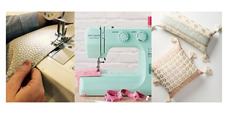 BEGINNERS INTRODUCTION TO SEWING: MONDAY EVENING CLASSES:  8 & 15 November tickets
