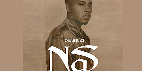 Nas at FLUXX tickets