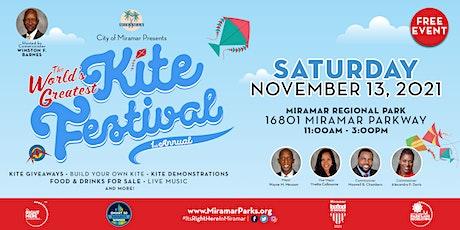 The World's Greatest Kite Festival tickets