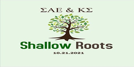 Shallow Roots tickets