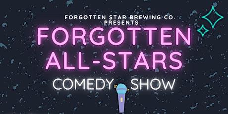 Forgotten  All-Stars Comedy Show tickets
