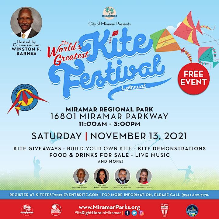 The World's Greatest Kite Festival image