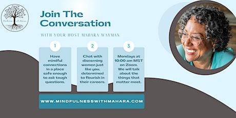 Join The Conversation tickets