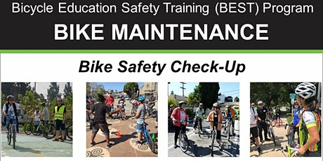 Bike Maintenance: Bicycle Safety Check-Up - Online Video Class tickets