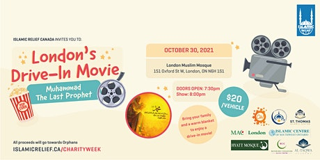 Family Drive-in Movie Night | London tickets