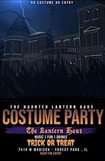 The Haunted Lantern Haus: Halloween Costume Party tickets