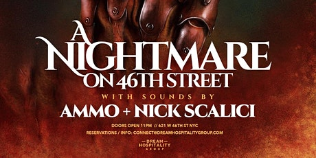 A NIGHTMARE ON 46TH STREET @ HARBOR NYC tickets