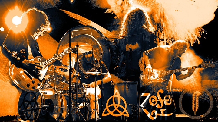 Led Zepagain (The most accurate & authentic replication of Led Zeppelin) image
