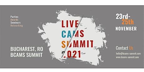 BCAMS SUMMIT 2021 tickets