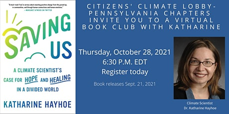 Virtual Book Club Conversation with Climate Scientist, Dr. Katharine Hayhoe tickets