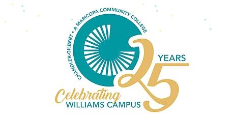 CGCC Williams Campus 25th Anniversary Celebration! tickets