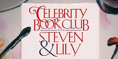 Celebrity Book Club tickets