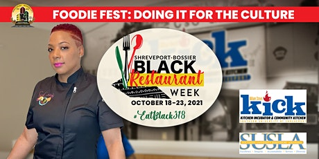 Foodie Fest: Doing It For The Culture tickets