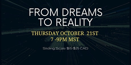 From Dreams to Reality tickets