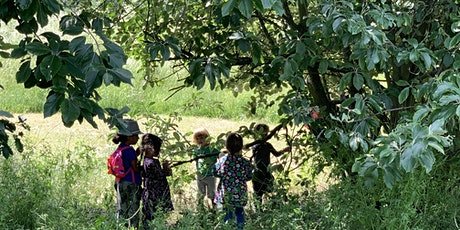 Curious by Nature Forest School tickets
