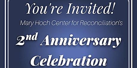 MHCR's Second Anniversary Celebration tickets