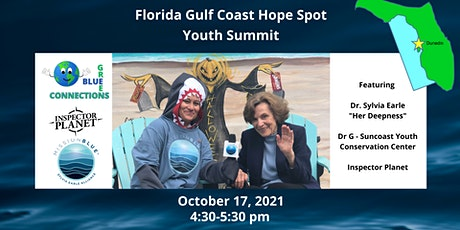 Florida Gulf Coast Hope Spot Youth Summit - Blue-Green Connections tickets