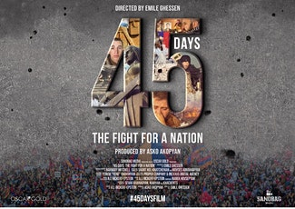 45 Days: The Fight For A Nation Screening  (Boston) tickets