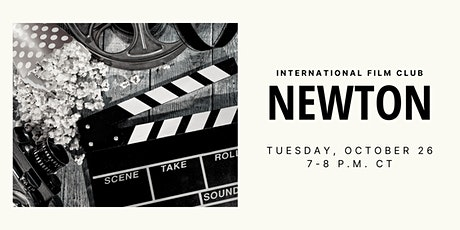 International Film Club: Newton tickets