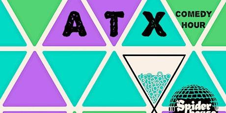 ATX Comedy Hour: Halloween Show tickets