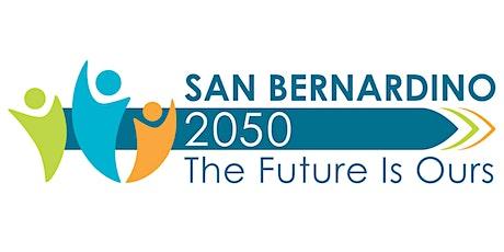 Downtown San Bernardino Virtual Workshop (Taller Virtual del Centro) entradas