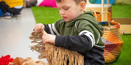 Recycling & Upcycling  Craft Family Workshop tickets